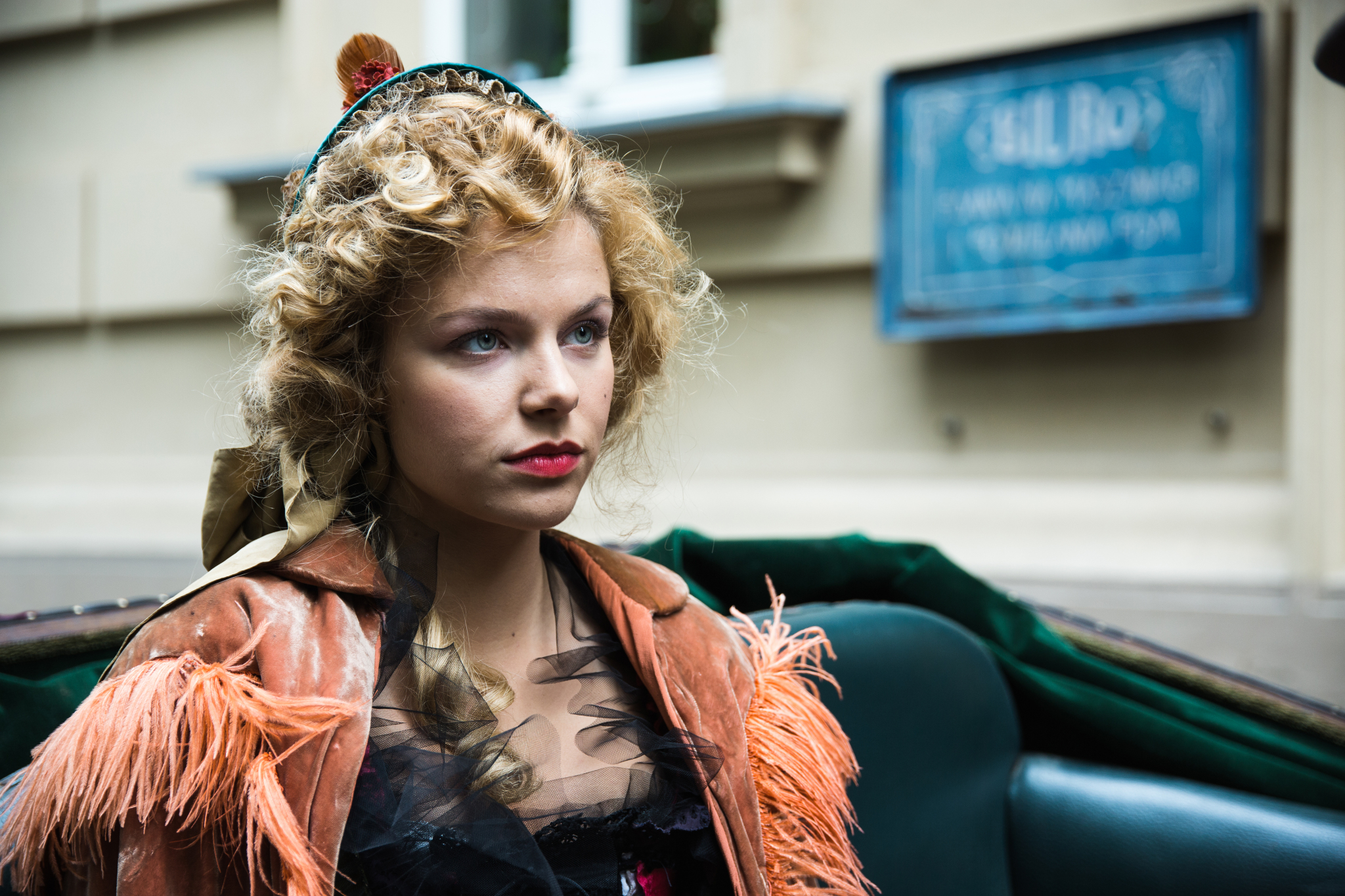 Vanessa Aleksander - Mila